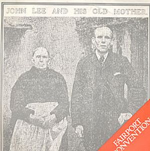 Fairport Convention - John Lee CD (album) cover