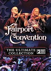 Fairport Convention - The Ultimate Collection DVD (album) cover