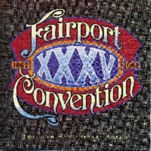 Fairport Convention - Xxxv : 1967-2002 The 35th Anniversary Album CD (album) cover