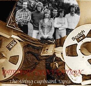 Fairport Convention - The Airing Cupboard Tapes '71 - '74 CD (album) cover