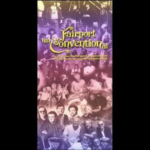 Fairport Convention - Fairport Unconventional CD (album) cover