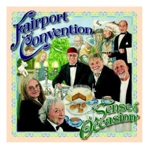Fairport Convention - Sense Of Occasion CD (album) cover
