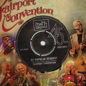 Fairport Convention - By Popular Request CD (album) cover
