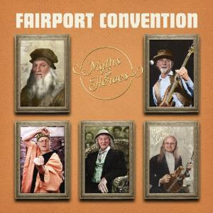 Fairport Convention - Myths And Heroes CD (album) cover