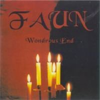 FAUN - Wondrous End CD album cover
