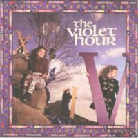 The Violet Hour - The Fire Sermon CD (album) cover