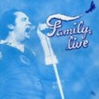 Family - Live CD (album) cover
