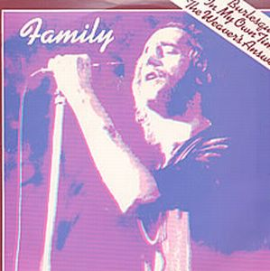 Family - Burlesque CD (album) cover