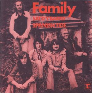 Family - Sat'd'y' Barfly CD (album) cover