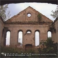John Zorn - Filmworks XIV : Hiding And Seeking CD (album) cover
