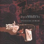 John Zorn - Filmworks XV : Protocols Of Zion CD (album) cover