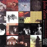 John Zorn - Film Works Anthology CD (album) cover