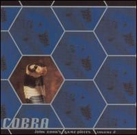 John Zorn - Cobra (John Zorn's Game Pieces Volume 2) CD (album) cover