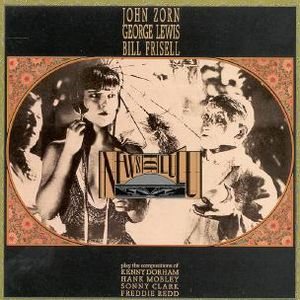 John Zorn - News For Lulu CD (album) cover