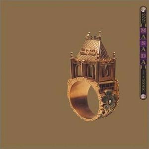 John Zorn - Live At Tonic (masada) CD (album) cover