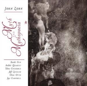 John Zorn - Myth And Mythopoeia CD (album) cover