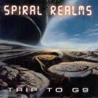 Spiral Realms - Trip To G 9 CD (album) cover