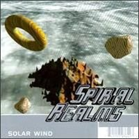 Spiral Realms - Solar Wind CD (album) cover