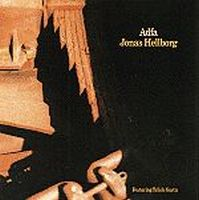 Jonas Hellborg - Adfa CD (album) cover