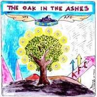 Amps For Christ - The Oak In The Ashes CD (album) cover
