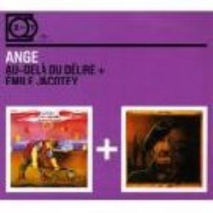 Ange - Au-del� Du D�lire/�mile Jacotey CD (album) cover