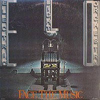 Electric Light Orchestra - Face The Music CD (album) cover