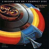 Electric Light Orchestra - Out Of The Blue CD (album) cover