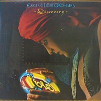 Electric Light Orchestra - Discovery CD (album) cover