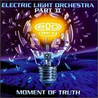 ELECTRIC LIGHT ORCHESTRA - Moment Of Truth CD album cover