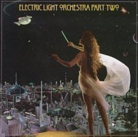 Electric Light Orchestra - Electric Light Orchestra Part  2 CD (album) cover