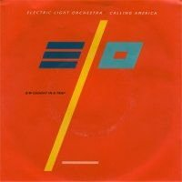 Electric Light Orchestra - Calling America (single) CD (album) cover