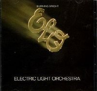 Electric Light Orchestra - Burning Bright CD (album) cover