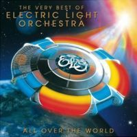 Electric Light Orchestra - All Over The World: The Very Best Of Electric Light Orchestra CD (album) cover