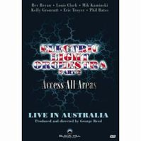 Electric Light Orchestra - Access All Areas (Electric Light Orchestra Part II: Post ELO) DVD (album) cover
