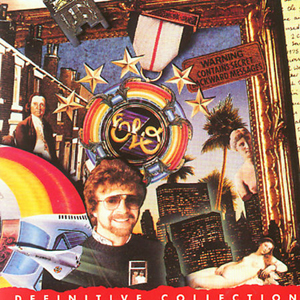 Electric Light Orchestra - The Definitive Collection CD (album) cover
