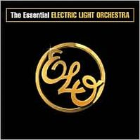 Electric Light Orchestra - The Essential ELO CD (album) cover