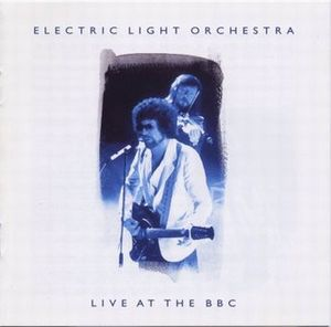Electric Light Orchestra - Live At The Bbc CD (album) cover