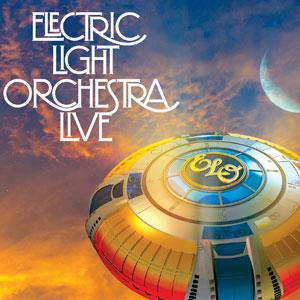 Electric Light Orchestra - Electric Light Orchestra Live CD (album) cover