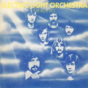 Electric Light Orchestra - Mr. Blue Sky CD (album) cover