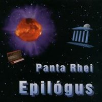 Panta Rhei (hun) - Epilogus CD (album) cover