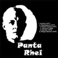 Panta Rhei (hun) - Bartok CD (album) cover