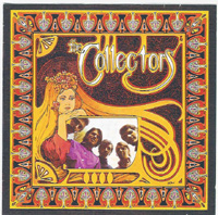 The Collectors - The Collectors CD (album) cover