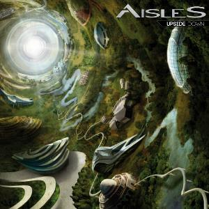 Aisles - Upside Down CD (album) cover