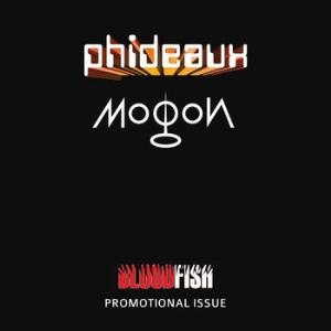 PHIDEAUX - Phideaux & Mogon Promotional Issue CD album cover