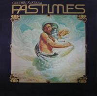 Golden Avatar - Pastimes CD (album) cover