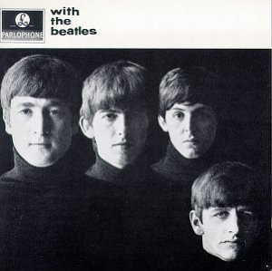 The Beatles - With The Beatles CD (album) cover