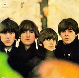 The Beatles - Beatles For Sale CD (album) cover