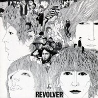 The Beatles - Revolver CD (album) cover