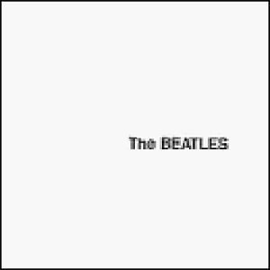 THE BEATLES - The Beatles White Album CD album cover