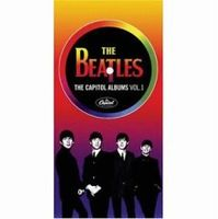The Beatles - Capitol Albums Vol 1 CD (album) cover